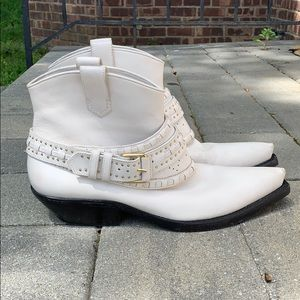 Zimmermann Cowboy Ankle Boots